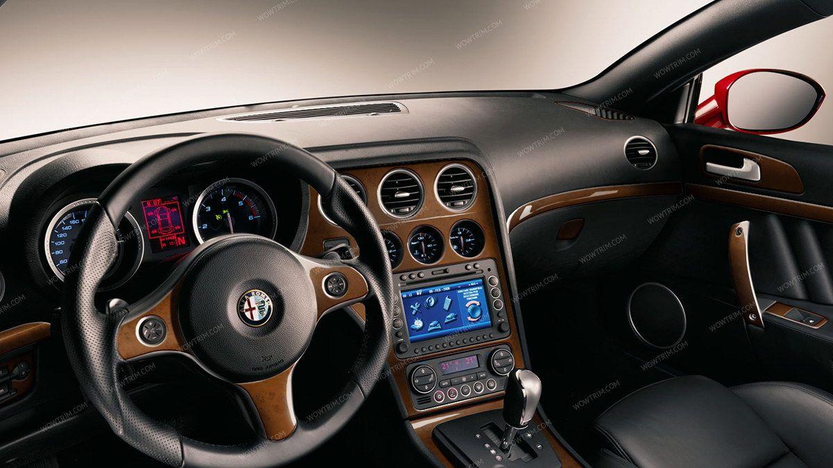 Alfa Romeo 159 2005 2011 Main Interior Dash Kit 27 Pcs