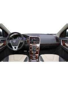 Volvo XC60 2011-2017 full interior dash kit (Regular Kit Or Over OEM), 35 Pcs.