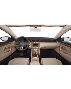 Volkswagen Passat CC 2012-2017 interior dash kit, Deluxe Kit, 88 Pcs.