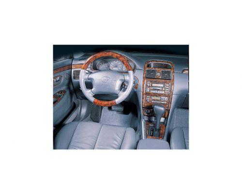 Toyota Solara 2000-2003 Dash Trim Kit, Full kit, 2 Door, 23 Pcs